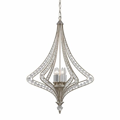 Ventoux 6-Light Foyer Pendant