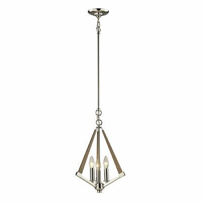 Madera 3-Light Pendant