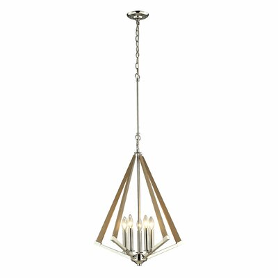 Madera 5-Light Mini Pendant