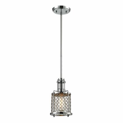 Crowley 1-Light Mini Pendant