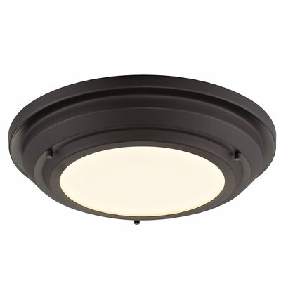 Sonoma Flush Mount Finish: Oil Rubbed Bronze