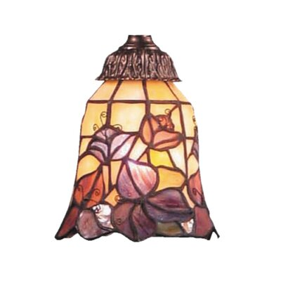 Antoinette 5.25 Glass Bell Ceiling Fan Fitter Shade