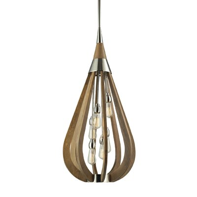 Giannini 6-Light Foyer Pendant