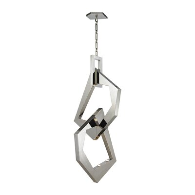 Jowers 12-Light Geometric Pendant