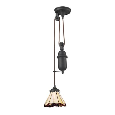Penaflor Pulldown 1-Light Mini Pendant