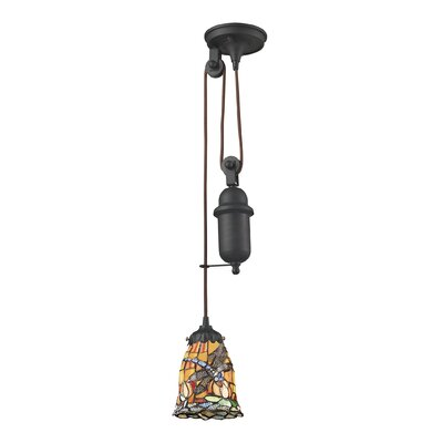 Pendergraft Pulldown 1-Light Mini Pendant
