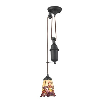 Penhook Pulldown 1-Light Mini Pendant