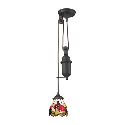 Penick Pulldown 1-Light Mini Pendant