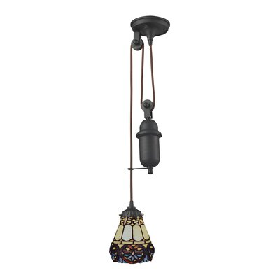 Penix Pulldown 1-Light Mini Pendant