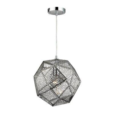 Auxier 1-Light Globe Pendant