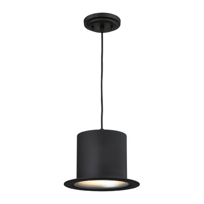 Chapeau 1-Light Mini Pendant