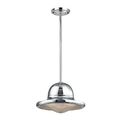 Crase 1-Light Mini Pendant Finish: Polished Chrome