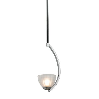 Sculptive 1-Light Mini Pendant