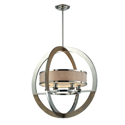 Greenside 6-Light Globe Pendant