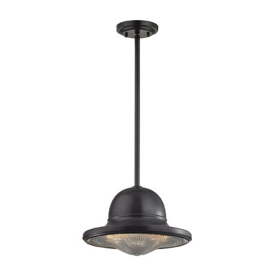 Urbano 1-Light Mini Pendant Finish: Oil Rubbed Bronze