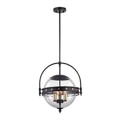 Encompass 3-Light Globe Pendant