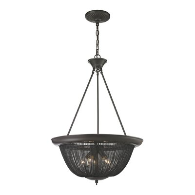 Pesaro 5-Light Bowl Pendant