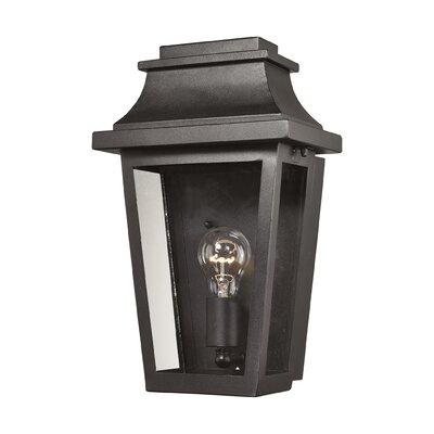 Covina 1-Light Outdoor Wall Lantern