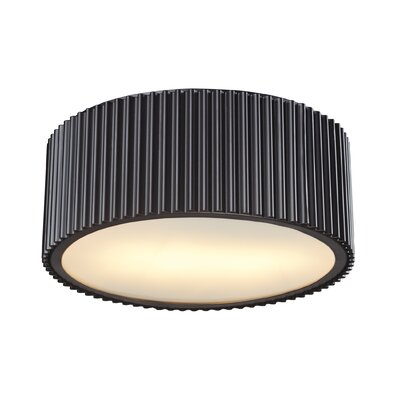 Brendon 2-Light Flush Mount