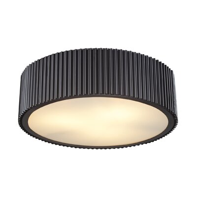 Brendon 3-Light Flush Mount