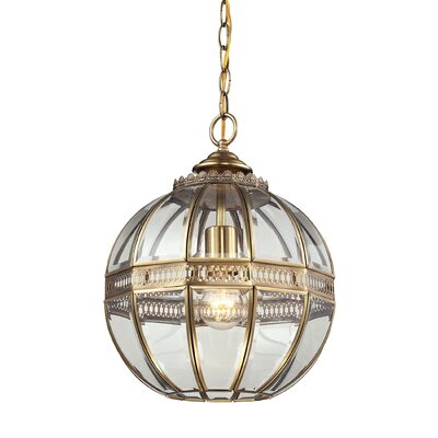 Randolph 1-Light Globe Pendant