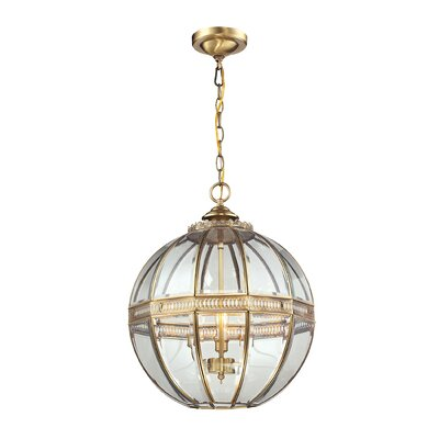 Randolph 3-Light Globe Penhdant