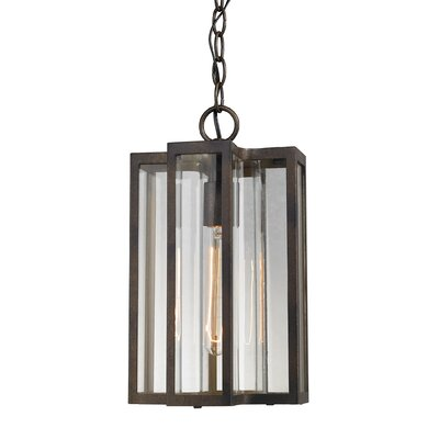 Dwana 1-Light Foyer Pendant