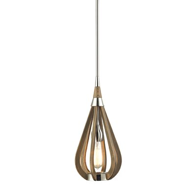 Giannini 1-Light Foyer Pendant
