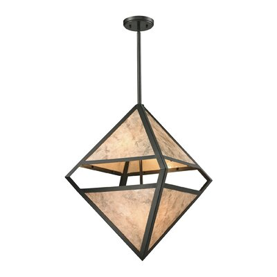 Mica 4-Light Foyre Pendant