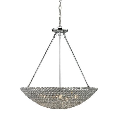 Hammond 5-Light Inverted Pendant