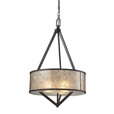 Mica 3-Light Pendant