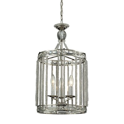 Aubree 3-Light Foyer Pendant
