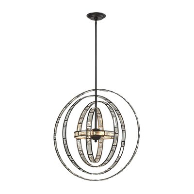 Knauer 6-Light Globe Pendant
