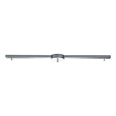 3-Light Linear Bar in Chrome