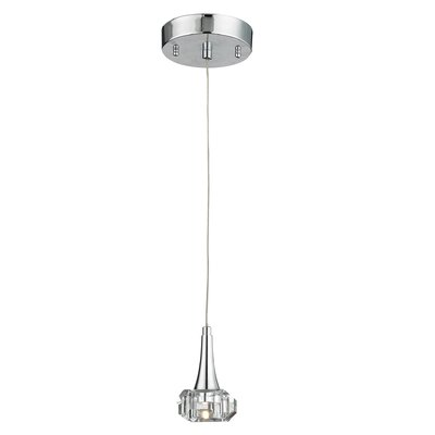 Alea 1 LED Integrated Bulb Mini Pendant