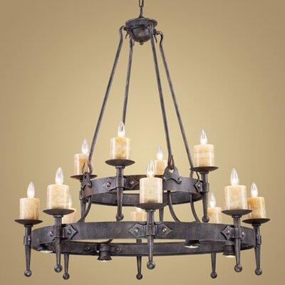 Cambridge 16-Light Candle-Style Chandelier