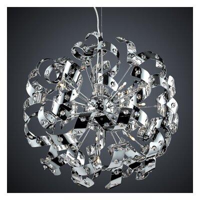 Odyssey 13-Light Sputnik Chandelier