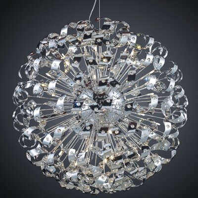 Odyssey 42-Light Sputnik Chandelier