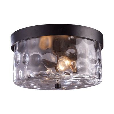 Grand Aisle 2-Light Flush Mount