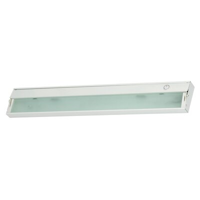 Aurora 26 Xenon Under Cabinet Bar Light Finish: White