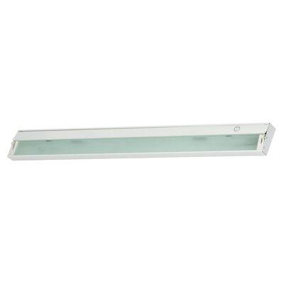 Aurora 48 Xenon Under Cabinet Bar Light Finish: White