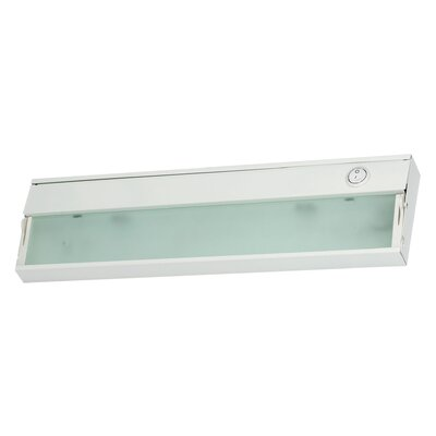 Aurora 4.75 Xenon Under Cabinet Bar Light Finish: White