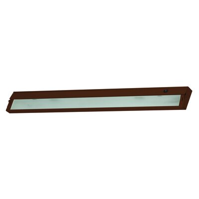 Aurora 48 Xenon Under Cabinet Bar Light Finish: Bronze