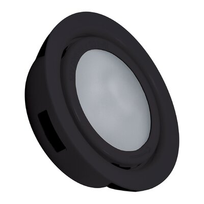 Aurora Recessed Trim Finish: Black