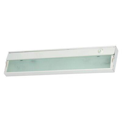 Aurora 4.75 LED Under Cabinet Bar Light Finish: White