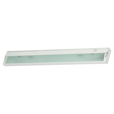 Aurora 34.5 Xenon Under Cabinet Bar Light Finish: White