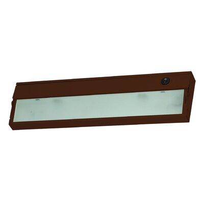 Aurora 4.75 LED Under Cabinet Bar Light Finish: Bronze