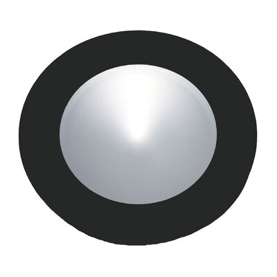 Ursa LED Recessed Individual Spotlight Finish: Black