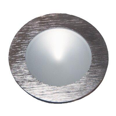Ursa LED Recessed Individual Spotlight Finish: Brushed Aluminum