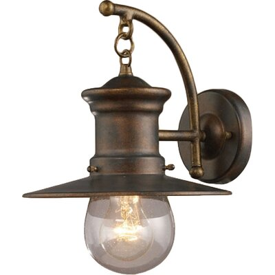 Maritime 1-Light Outdoor Barn Light
